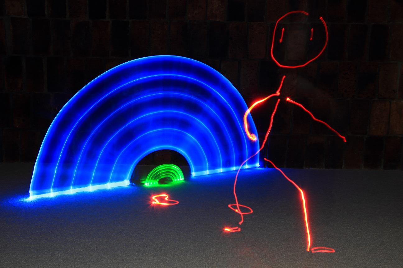 Light painting 2012